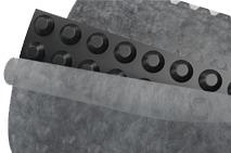 Профилированная мембрана PLANTER geo 2х15 м высота шипа 8 мм стоимость