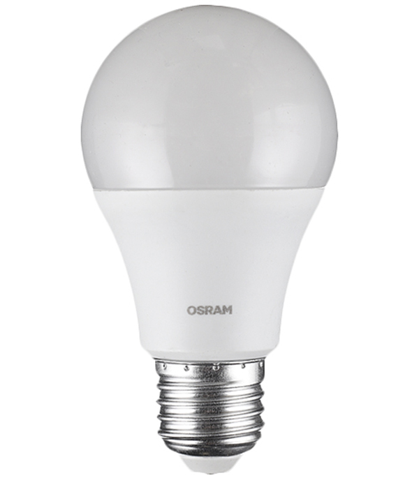 Лампа светодиодная OSRAM Е27 груша 7 Вт 4000 К дневной свет эпра osram qt fit8 2х18 220 240