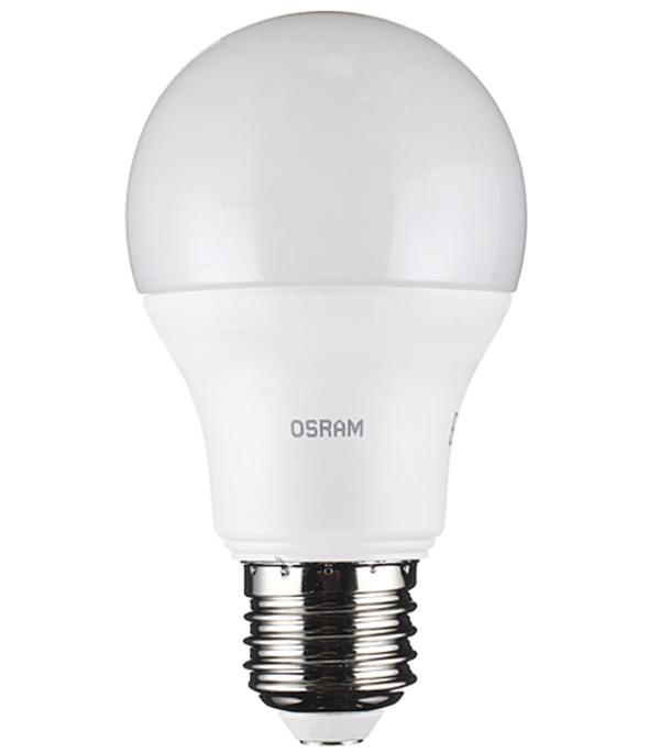 Лампа светодиодная OSRAM E27 груша 10,5 Вт 4000 К дневной свет эпра osram qt fit8 2х18 220 240