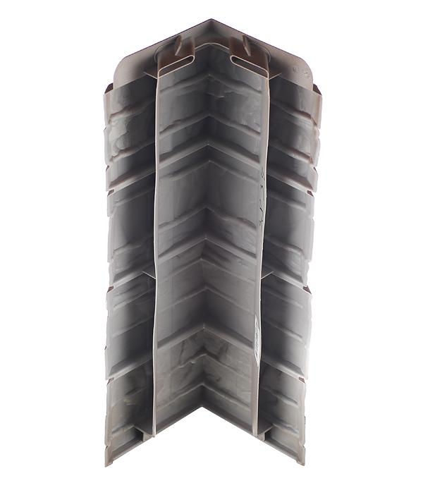 Угол наружный Docke Stein 426х145 мм темный орех
