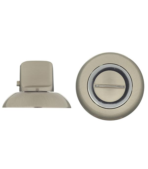 Фиксатор Palladium City CR BK SN/CP хром комплект ручек дверных archie арт t111 x11h v1 белый никель