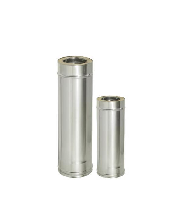 Труба Дымок 500 мм с изоляцией 115x200 стоимость