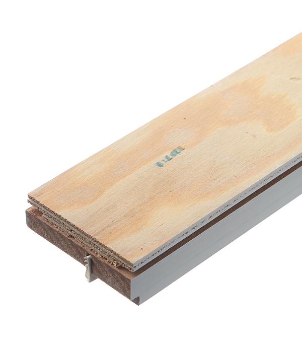 Коробка дверная Принцип Арктика эмаль белая телескопическая 30х70х2100 мм (2,5 шт.) фото