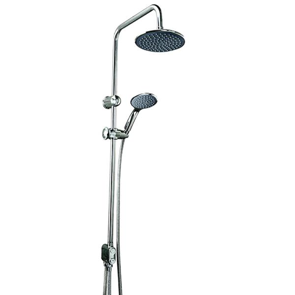 Душевая система ARGO Baron 20339 с верхним душем и ручной лейкой D 110 мм 1F без смесителя argo музыкальный верхний душ sound белый оранж