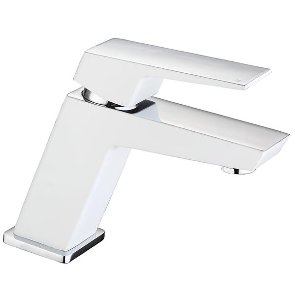 Смеситель для умывальника ARGO Grano 35-04P Grano White однорычажный белый/хром стоимость