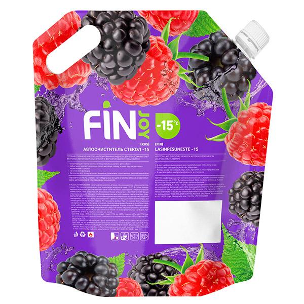 Стеклоомыватель FIN JOY Fruity зимний -15 °С 3 л