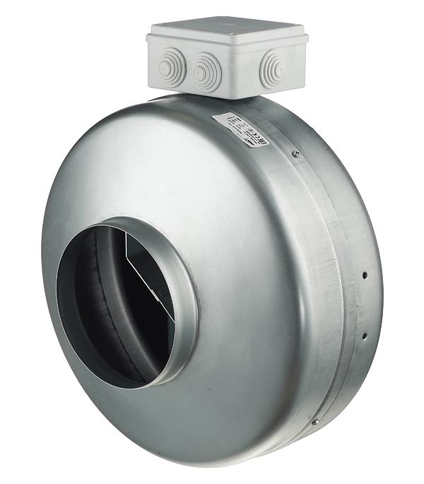 Вентилятор канальный центробежный d150 мм Era Tornado серебристый