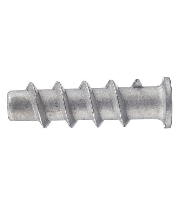 Дюбель для газобетона Sormat 8 KBT metal (25 шт) дюбель для газобетона sormat 8 kbt metal 25 шт