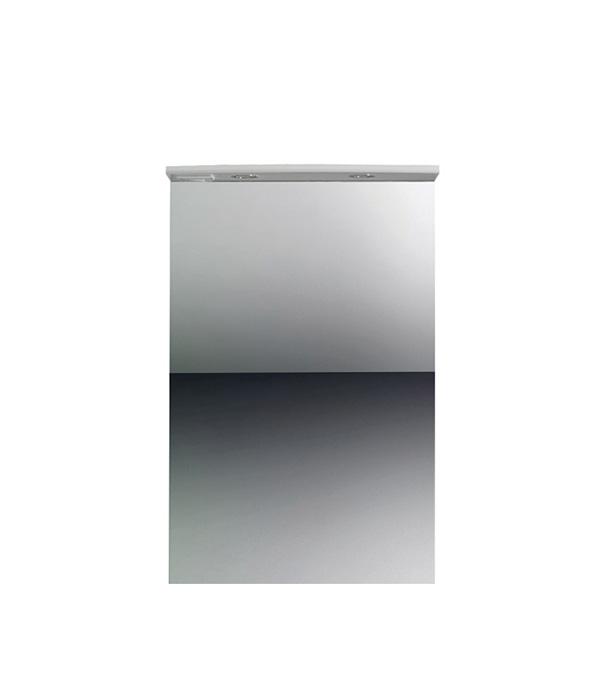 Зеркало BELUX Адажио 600 мм с подсветкой белое