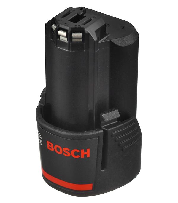 Фото - Аккумулятор Bosch GBA (1600Z0002X) 12В 2Ач Li-Ion аккумулятор для bosch li ion любые инструменты и зарядные устройства bosch класса 18 в