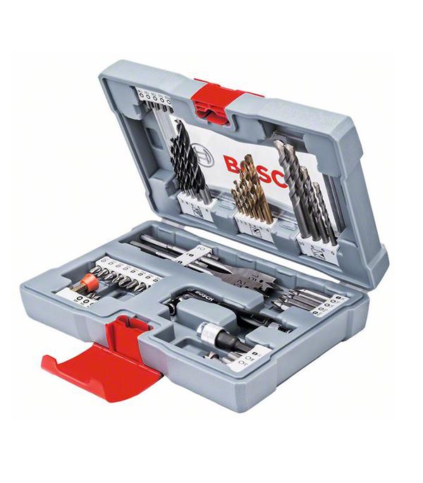 Набор профессиональной оснастки BOSCH Premium Set-49 (49 предметов) стоимость