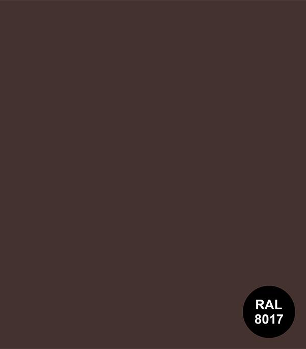 Грунт-эмаль по ржавчине Dali гладкая коричневая RAL 8017 3в1 2 л фото