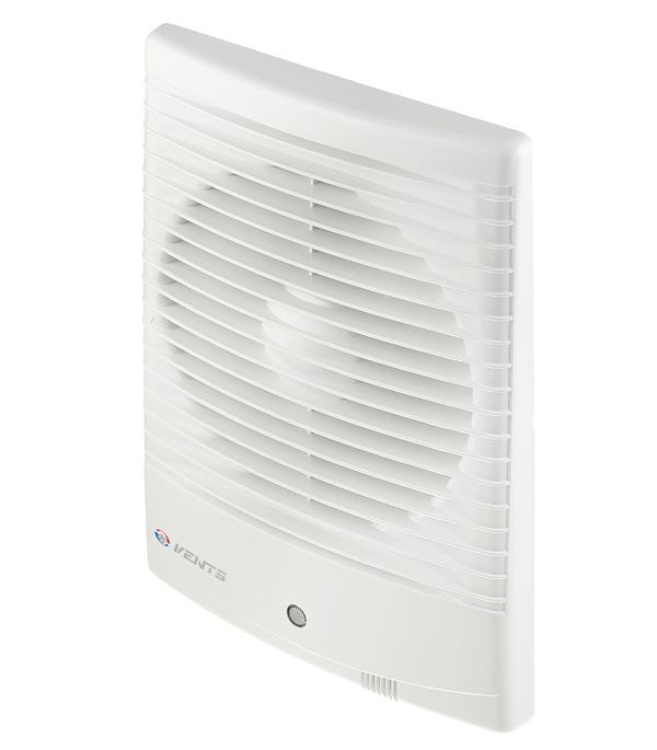 Вентилятор осевой d100 мм Вентс М3 c сеткой от насекомых белый цена и фото