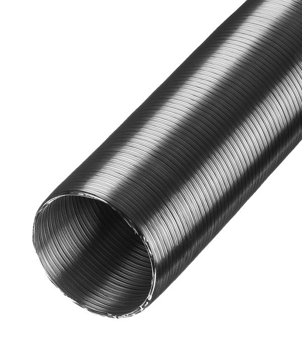 Воздуховод гибкий гофрированный ERA алюминиевый d100 мм 3 м
