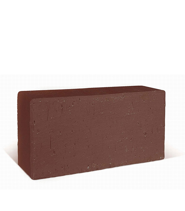 Плитка тротуарная клинкерная Мюнхен 200х100х50 мм коричневая