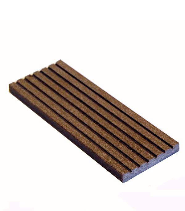 Торцевая планка Мастер Дэк 3000х70х10 мм цвет венге стоимость