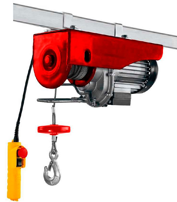 Тельфер электрический Einhell TC-EH 600 1050 Вт, 600 кг тельфер электрический einhell 1050 вт 600 кг