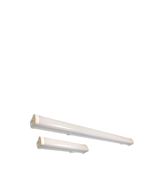 Светильник светодиодный промышленный Айсберг SVET IP65 1120х76х76 мм 32 (4х8) Вт 6000 К холодный свет пылевлагозащищенный цена