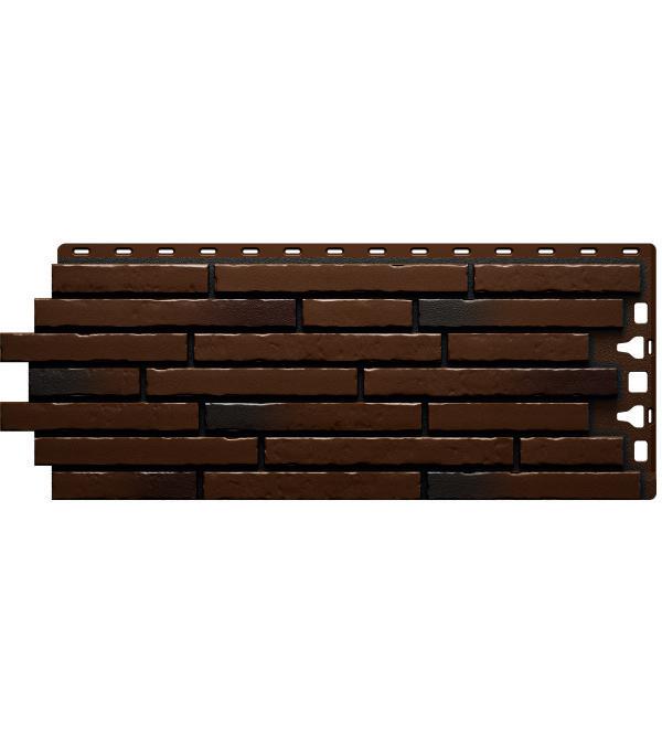 Фасадная панель Docke Klinker 1103х432 мм калахари стеновые панели dekostar классик new бутон этюд 3000x250x7 мм
