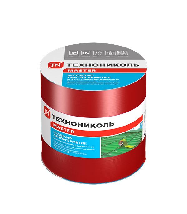 Лента гидроизоляционная Nicoband красный 10 м х 15 см