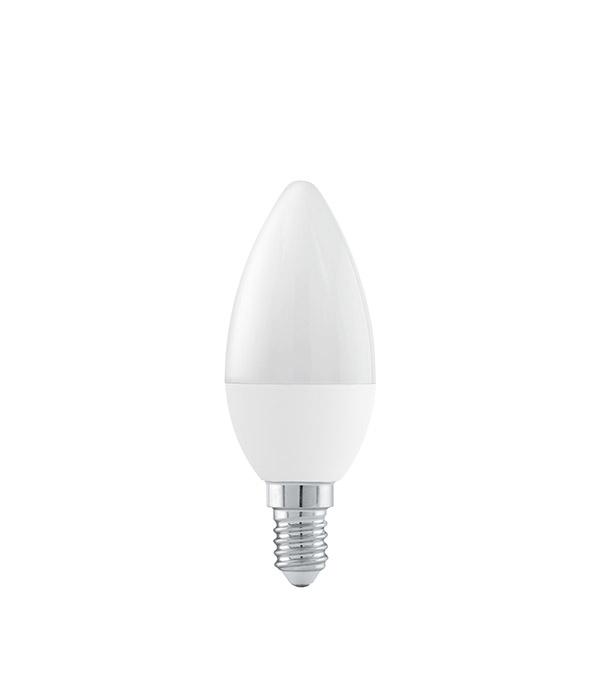 Лампа светодиодная REV 7 Вт E14 свеча С37 2700 К теплый свет 230 В матовая
