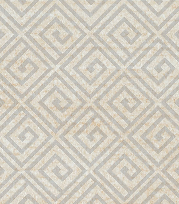 Купить Керамогранит декор 70х70х9 мм Linen светло-бежевый/Грасаро, GRASARO, Бежевый