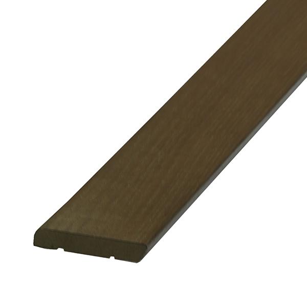 Наличник Velmi 01 шпон дуб тонированный 2150х68х12 мм (упаковка из 5 штук на 1 дверь) стоимость