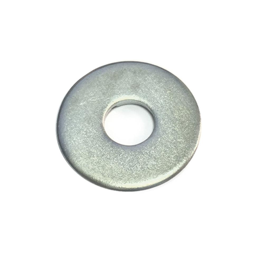 Фото - Шайба кузовная оцинкованная 12x37 мм DIN 9021 (500 шт.) шайба кузовная нержавеющая сталь 12x37 мм din 9021 2 шт