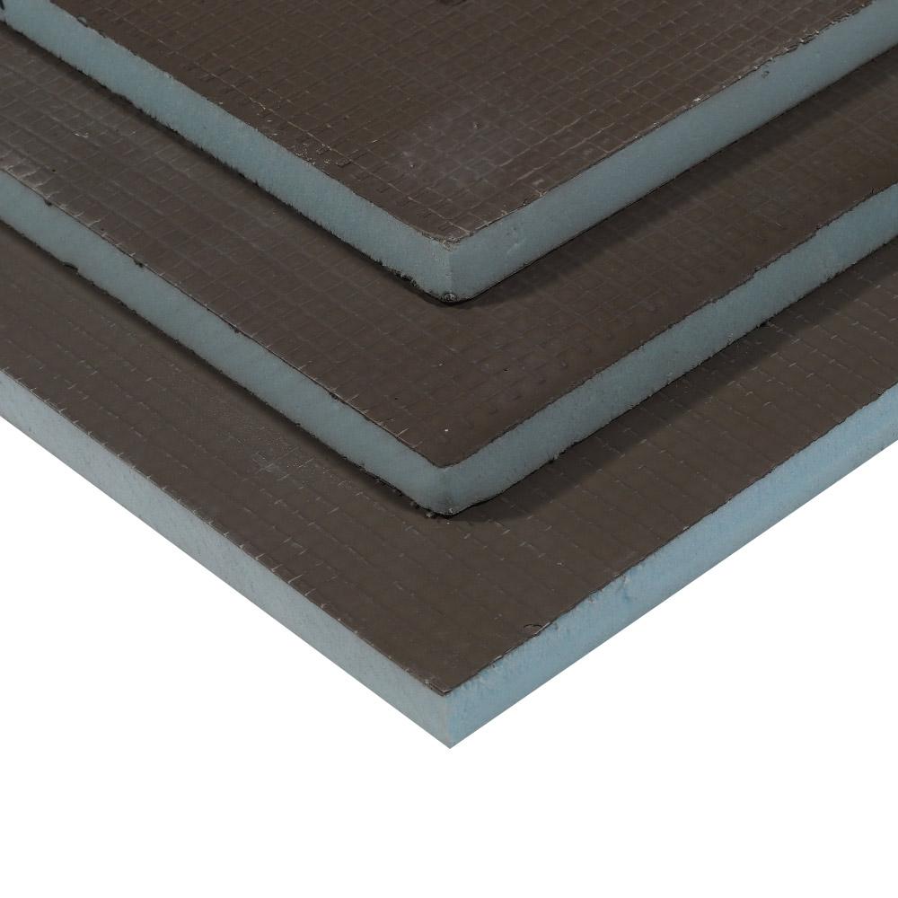 Плита теплоизоляционная Teplofom 1200х600х20 мм с двухсторонним полимерцементным слоем стоимость
