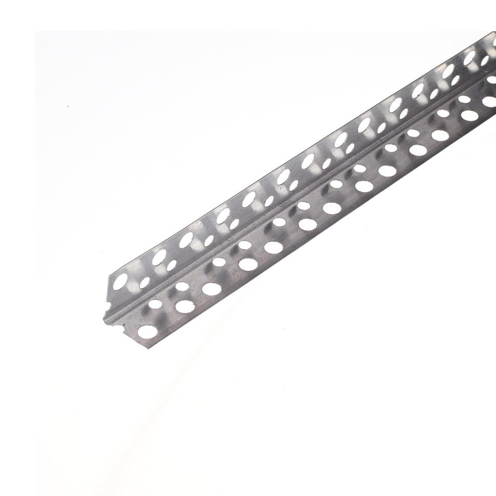 Профиль углозащитный (алюминиевый) 25х25 мм, 3 м Стандарт 0,4 мм цена