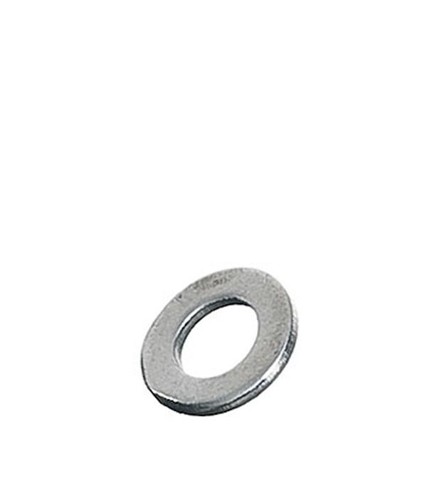 Шайбы оцинкованные 3х7 мм DIN 125А (50 шт) шайбы оцинкованные 10х20 мм din 125а 100 шт
