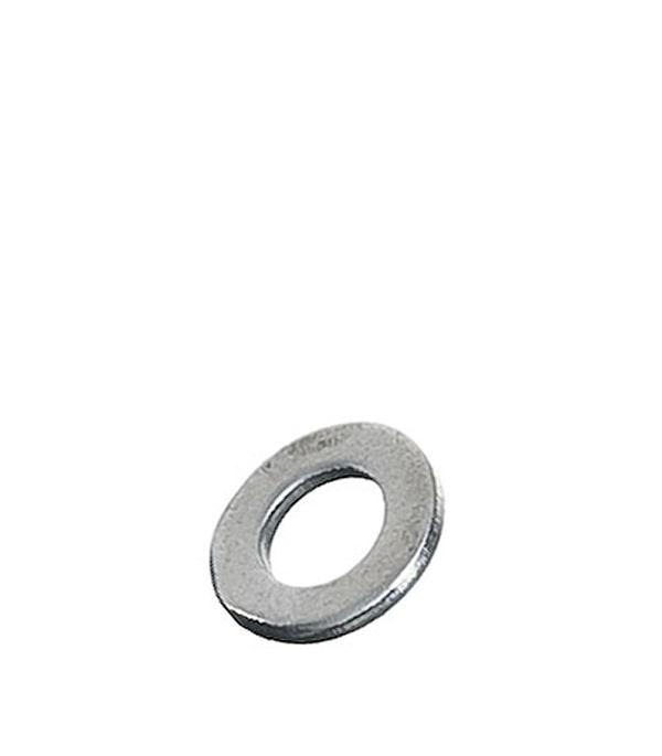 Купить Шайбы оцинкованные 4х9 мм DIN 125А (40 шт), Сталь