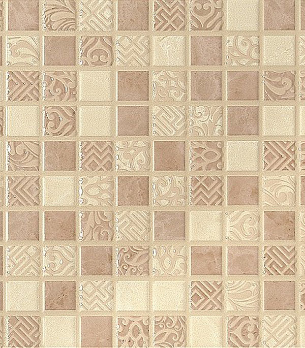 Плитка декор Равенна 300х500х9 мм бежевая декор ape ceramica jordan karem dec 25x50