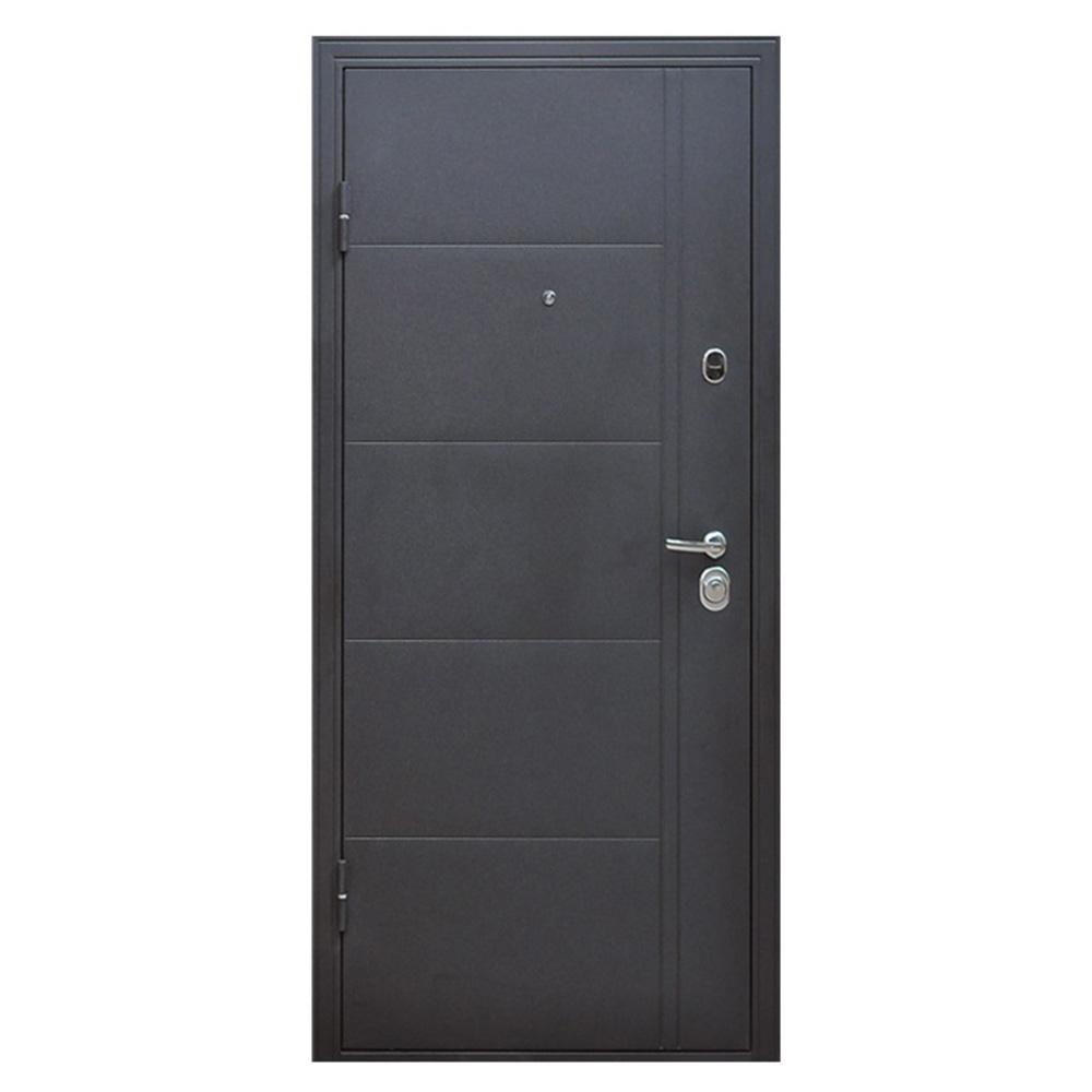 Дверь входная Форпост Эверест левая серый графит - венге 860х2050 мм фото