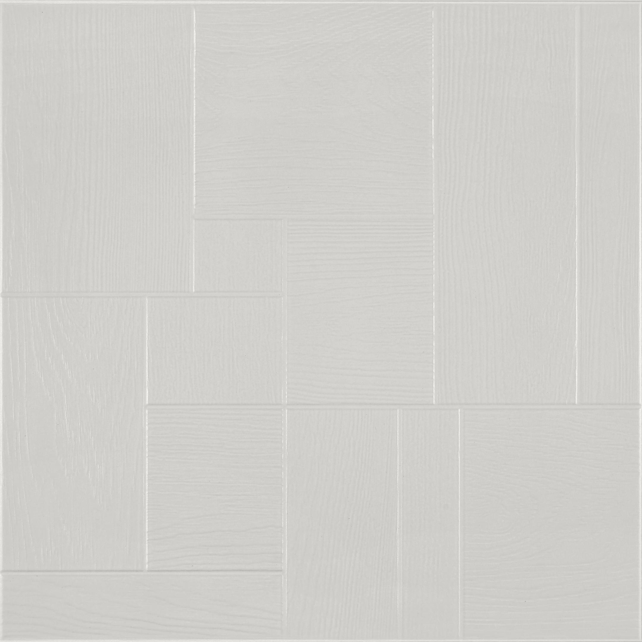 Керамогранит Gracia Ceramica Bianca белый 01 450x450x8 мм (8 шт.=1,62 кв.м) фото