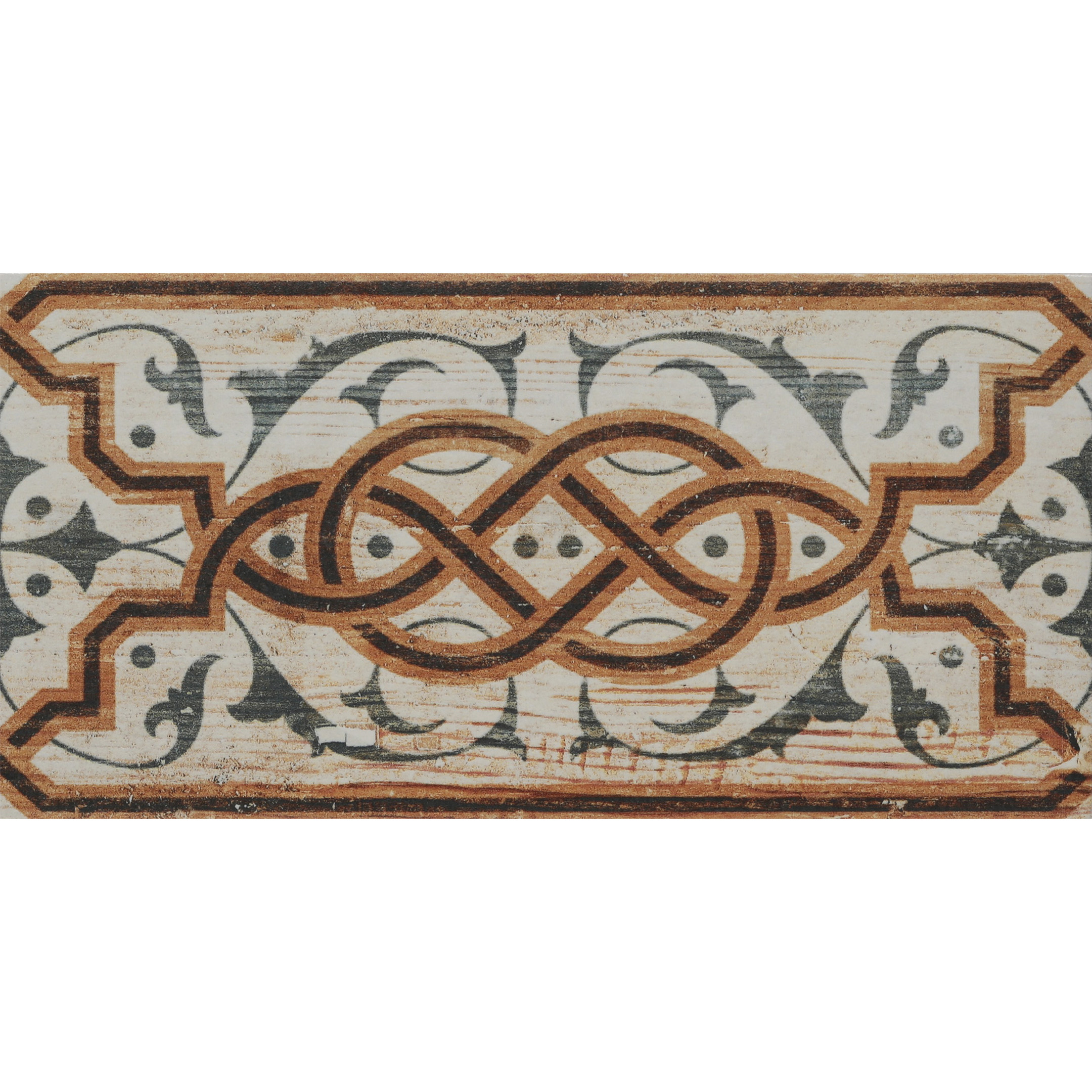 Керамогранит декор Gracia Ceramica Belinda мульти 02 100x200x8 мм (44 шт.=0,88 кв.м) фото