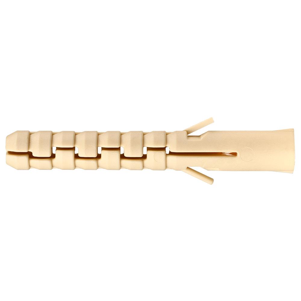 Дюбель распорный Hard-Fix 6x50 мм нейлон (20 шт.) кирпич лицевой пустотелый клинкерный соломенный валенсия м 300 250х85х65 мм ппкз