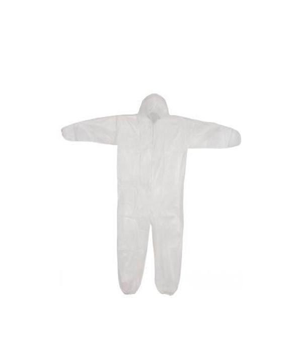 Комбинезон малярный белый полипропилен размер 52-54 (XXL) юбка oodji ultra цвет черный 14102007 47508 2900n размер xxl 52