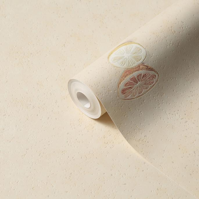 Обои виниловые на бумажной основе Elysium Фруточино 902701 (0,53х10 м)