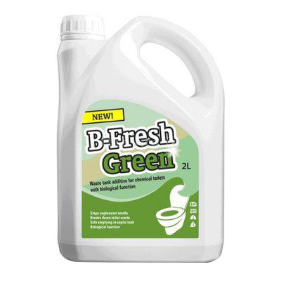 Биожидкость для нижнего бака биотуалета B-Fresh Green 2 л