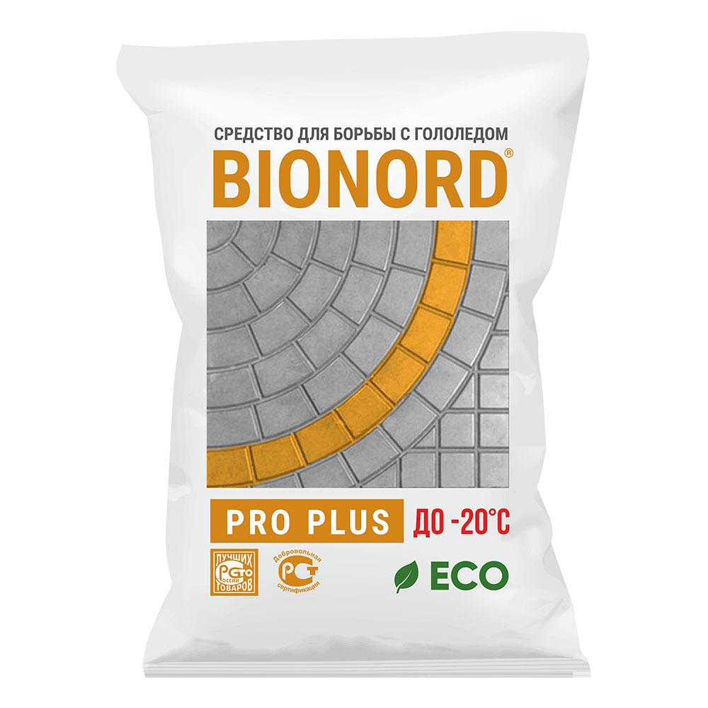 Реагент противогололедный Bionord Pro Plus -20 °С 23 кг
