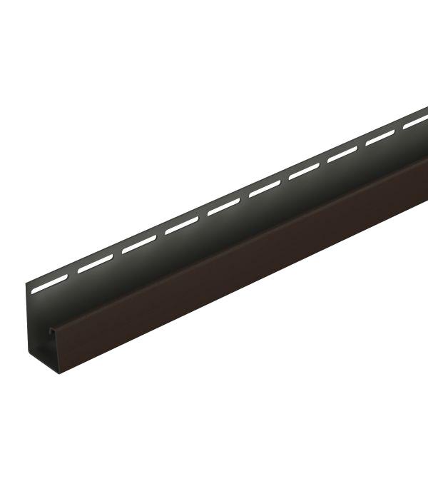 J-профиль Docke 3050 мм шоколадный фото