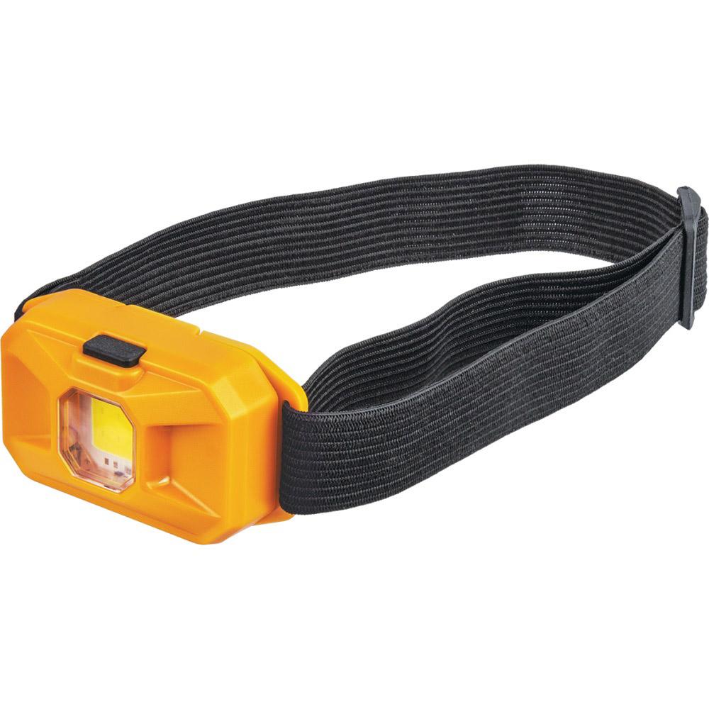 Фонарь налобный Navigator (140824) светодиодный 1 LED 3 Вт на батарейках пластик