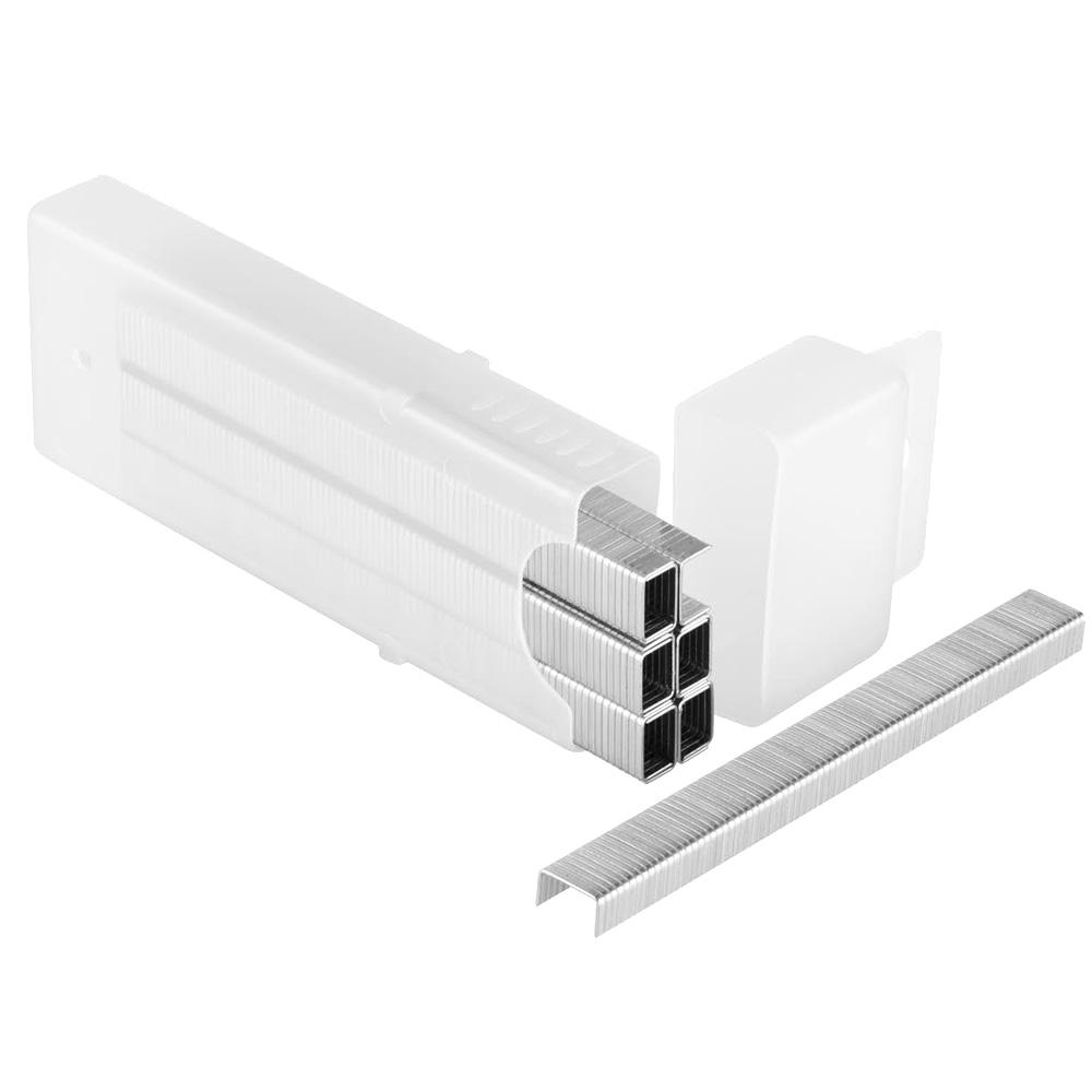 Скобы для степлера Stanley 1-TRA204T тип 53 6 мм (1000 шт.) скобы bosch для строительного степлера тип t53 6 мм 1000 шт