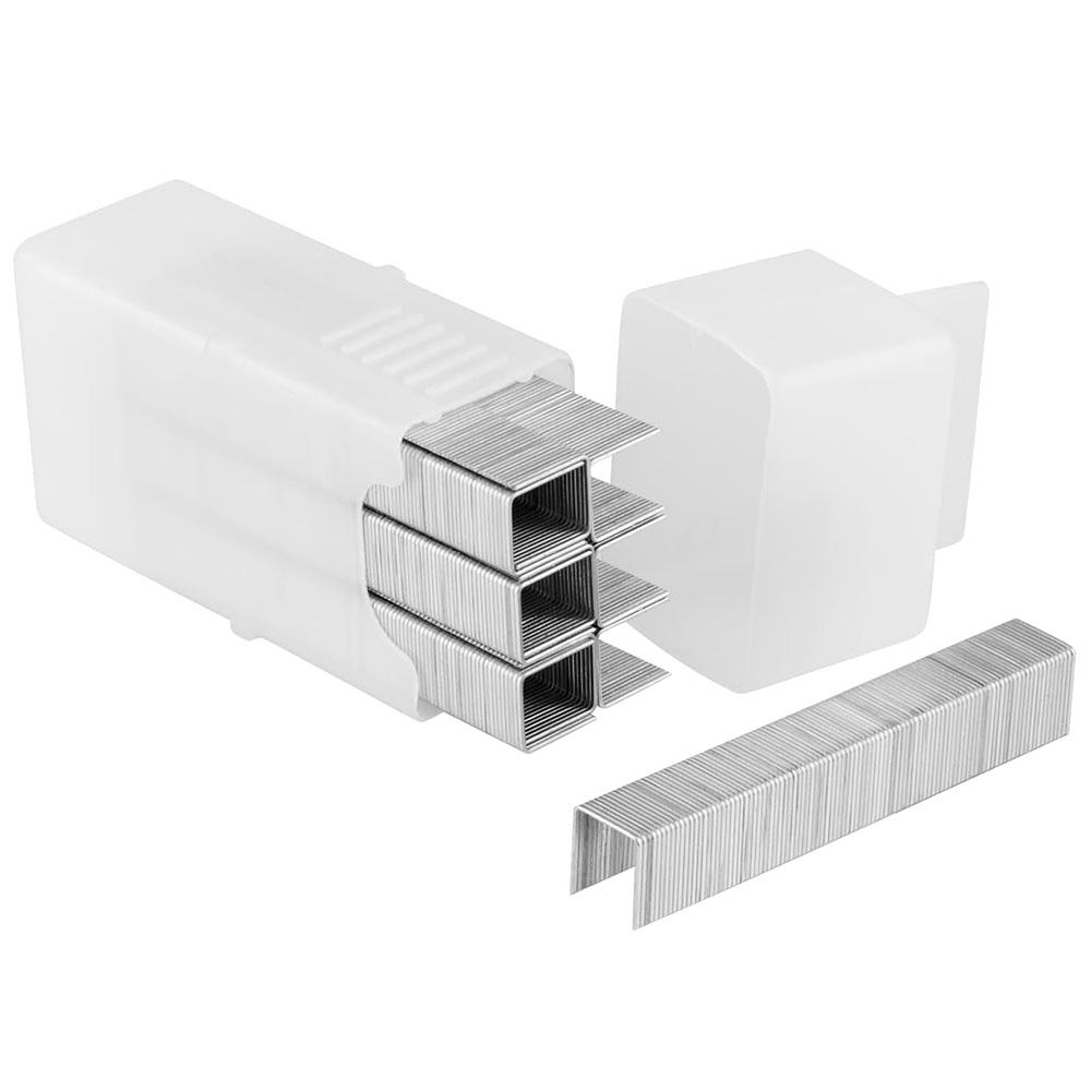 Скобы для степлера Stanley (1-TRA208T) тип 53 12 мм (1000 шт.) скобы для степлера stanley 1 tra209t тип 53 14 мм 1000 шт