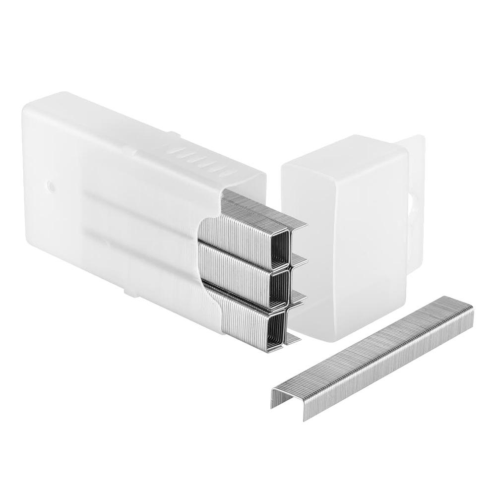 Скобы для степлера Stanley (1-TRR134T) тип 19 6 мм (1000 шт.) скобы для степлера stanley 1 tra209t тип 53 14 мм 1000 шт