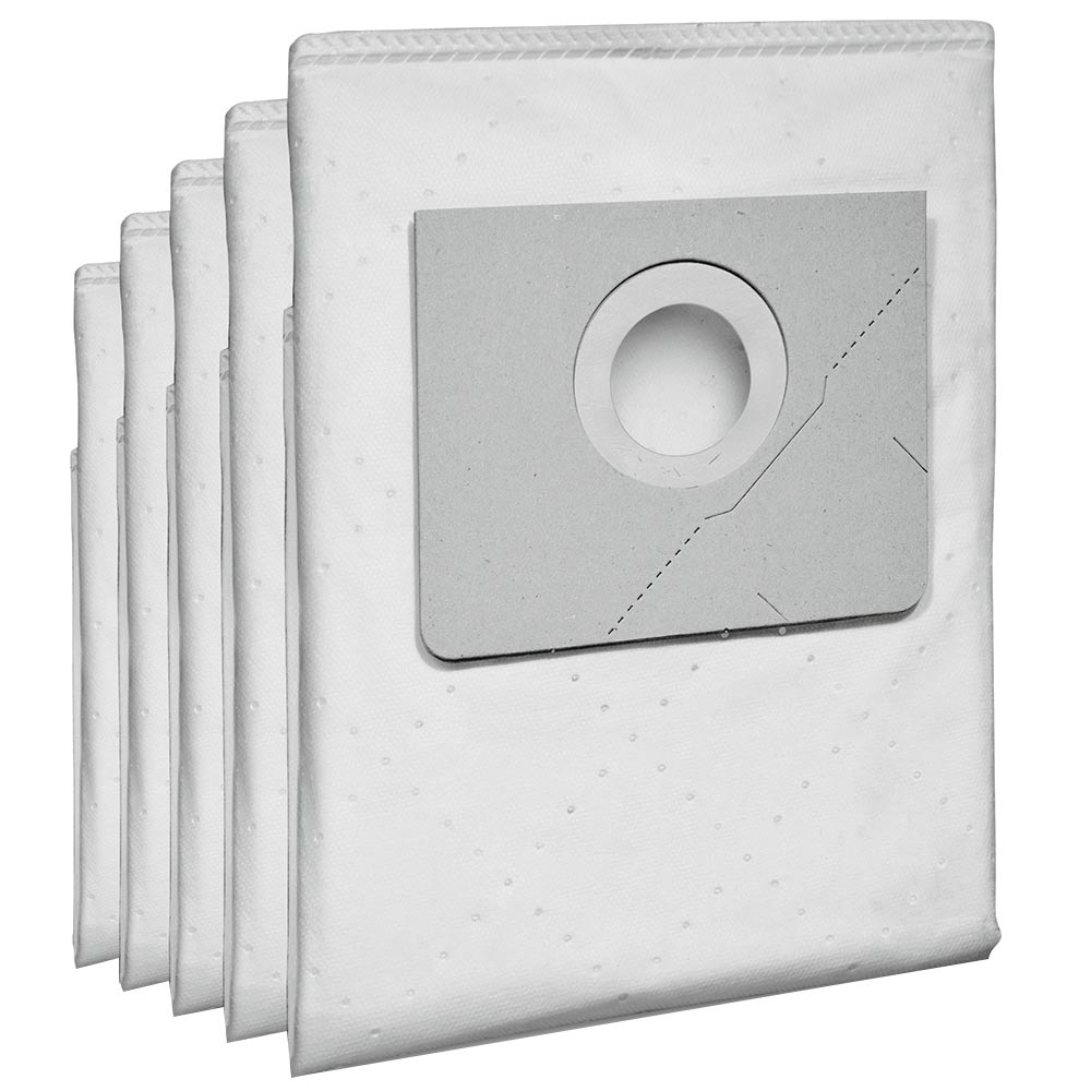 Мешок для пылесоса Karcher (6.907-469.0) к пылесосам серии NT флис (5 шт.)