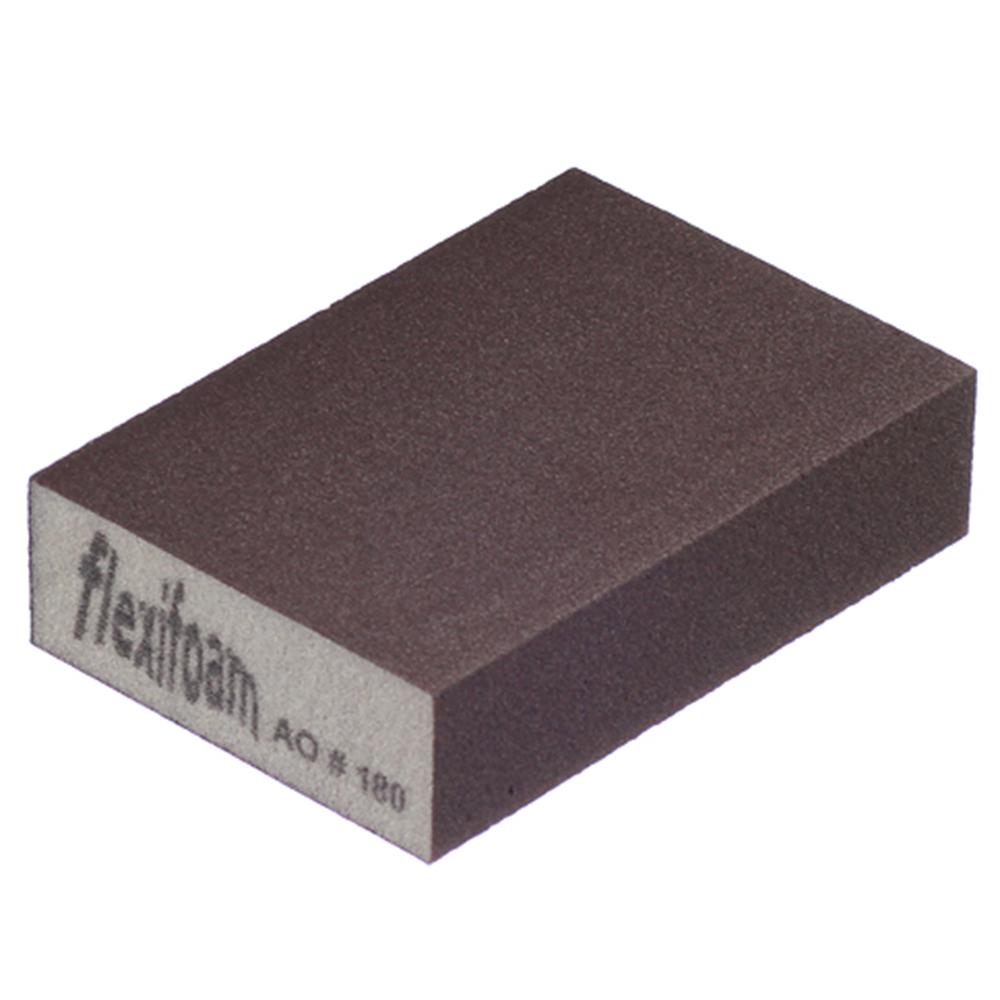 Шлифовальный брусок Flexifoam 98х69х26 мм Р60 фото