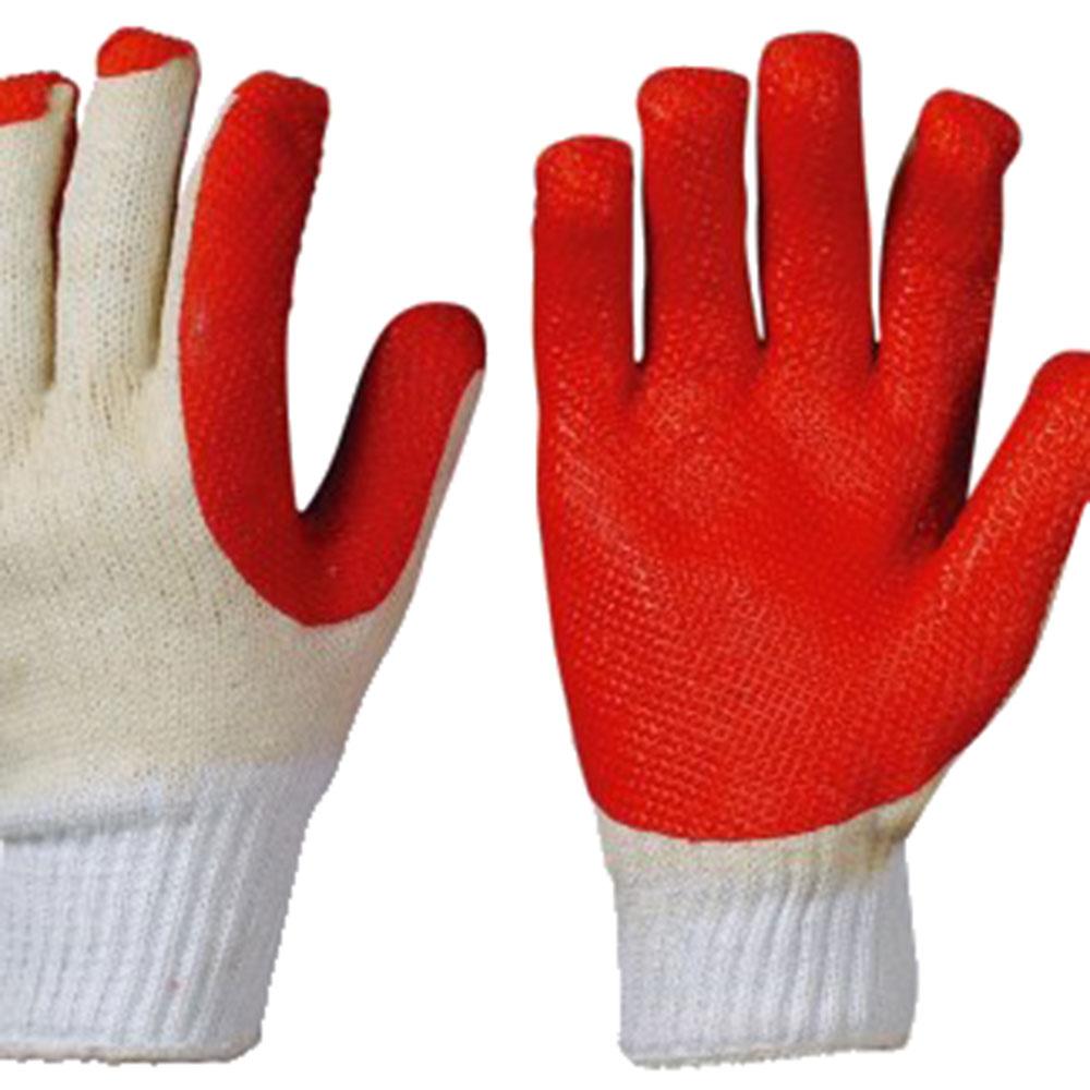 Перчатки трикотажные с нитриловым покрытием фото