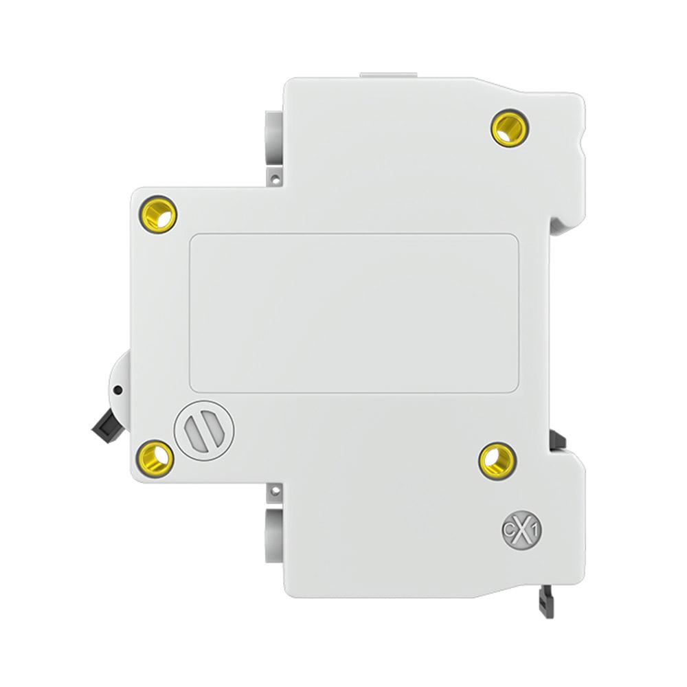 Автомат EKF ВА 47-29 (mcb4729-1-10C) 1P 10 А тип C 4,5 кА 230 В на DIN-рейку